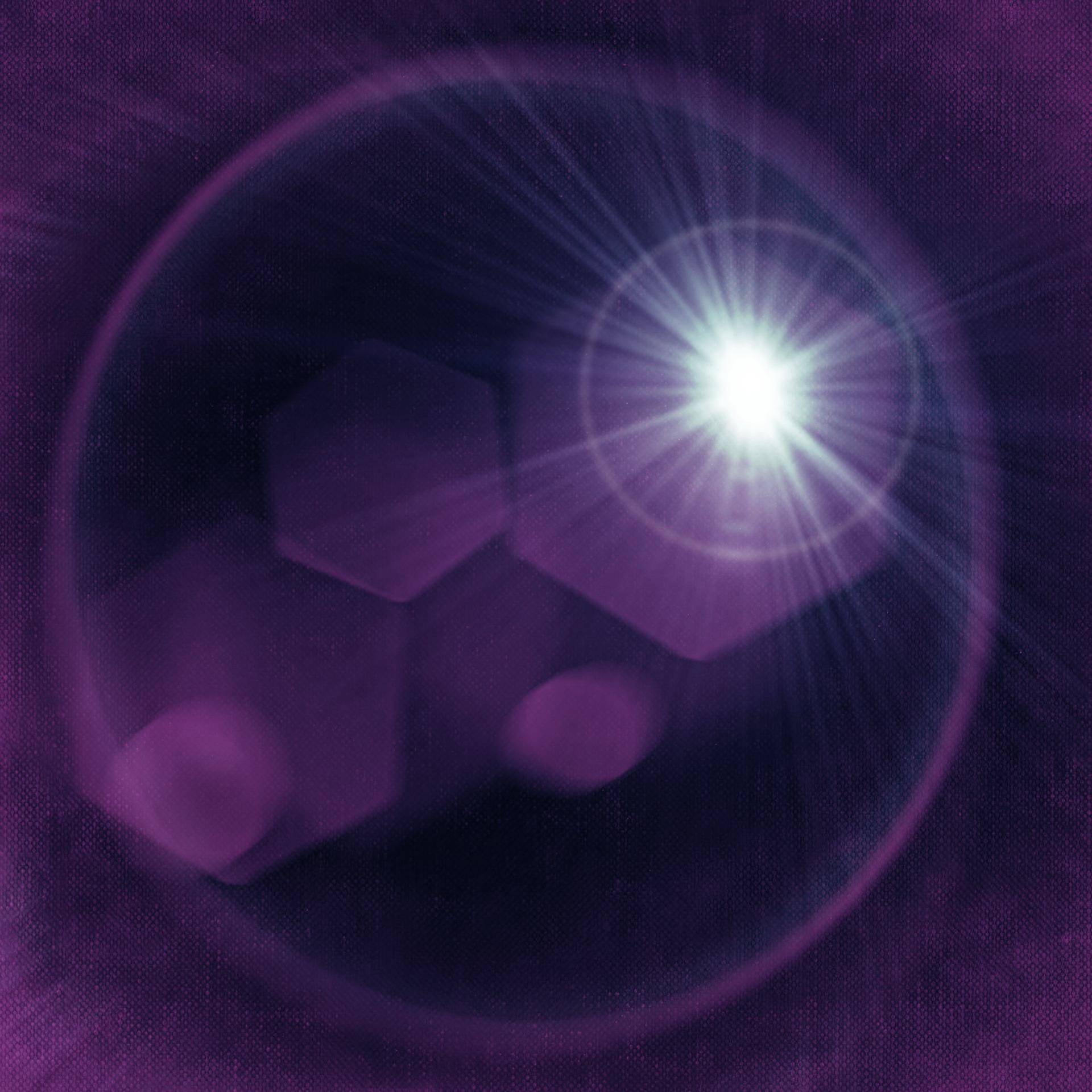 deep purple background